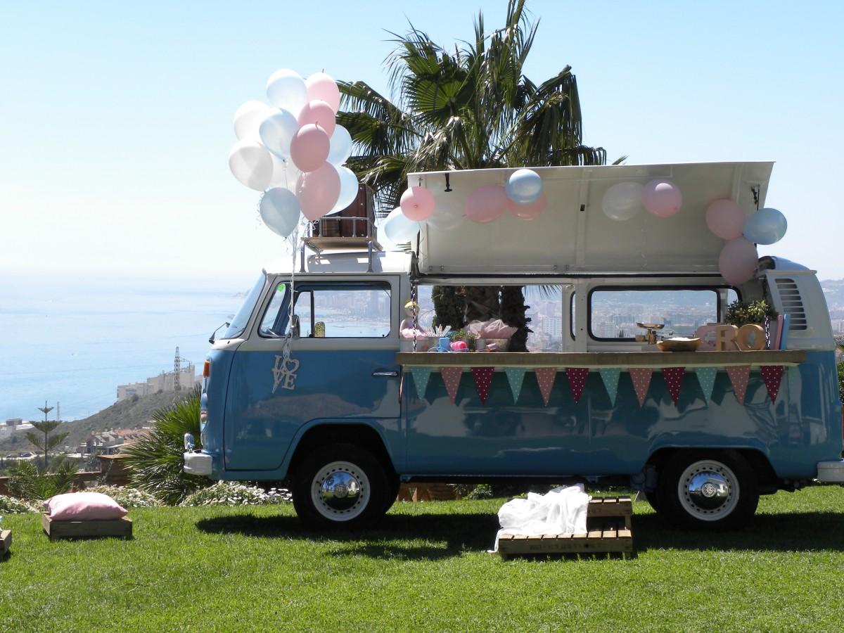 5 razones para alquilar un Food Truck… ¡Lo último en comuniones!